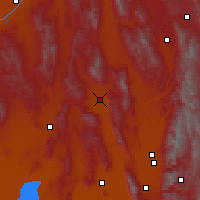 Nearby Forecast Locations - Malad - Χάρτης
