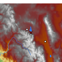 Nearby Forecast Locations - Mammoth Lakes - ������
