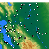 Nearby Forecast Locations - Oakley - ������