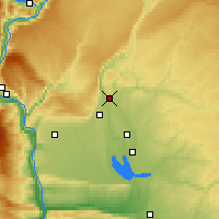 Nearby Forecast Locations - Soap Lake - ������